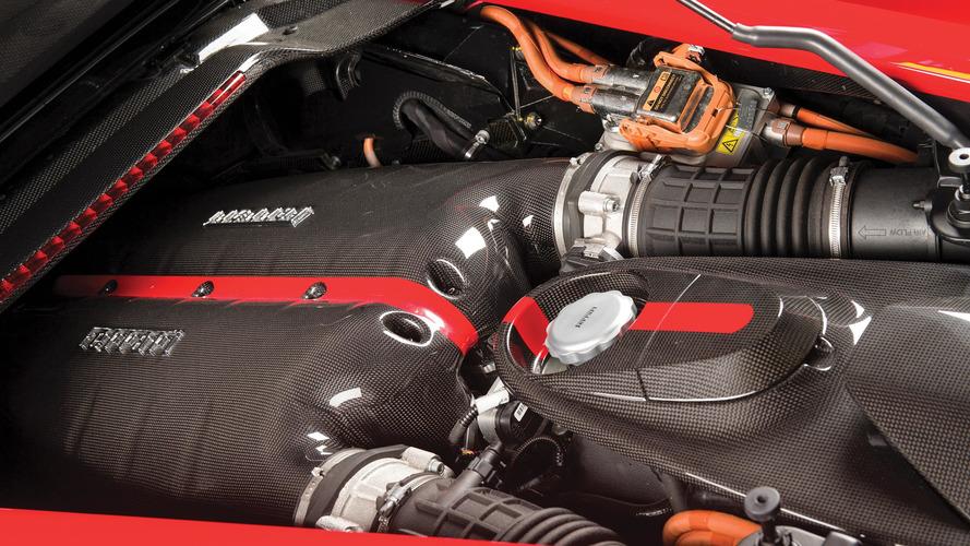 Ferrari has put its new electric model on hold