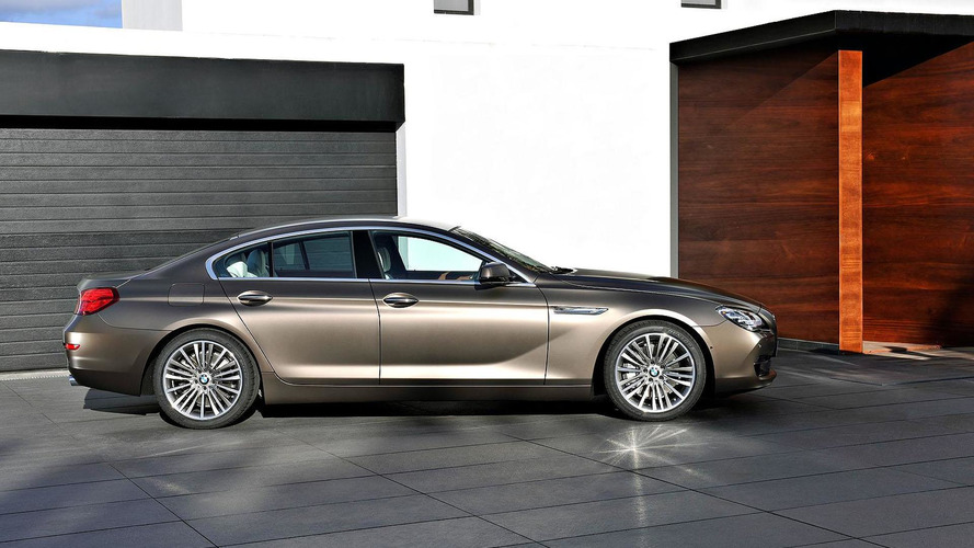 2012 BMW 6-series Gran Coupe invades Geneva for world debut [video]