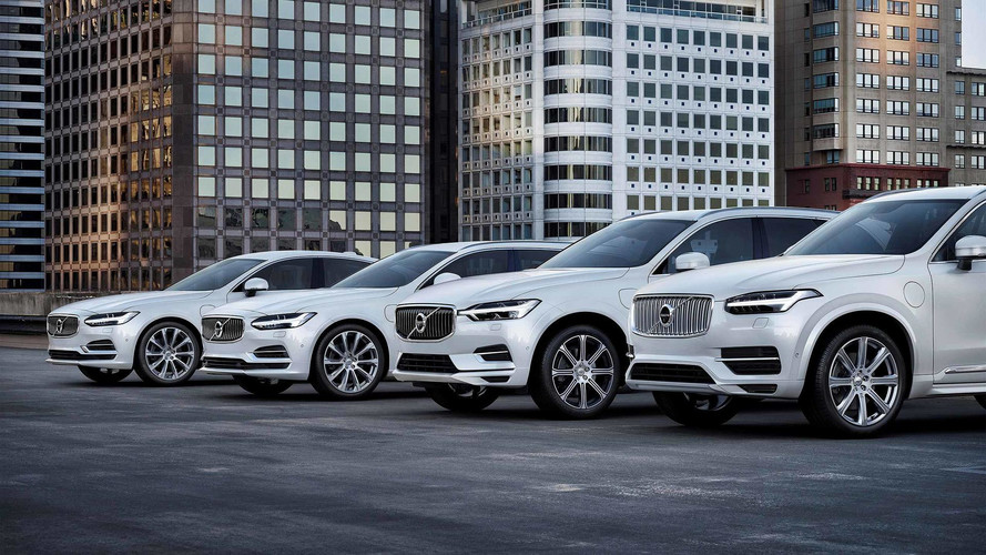 All New Volvos To Be Electrified From 2019