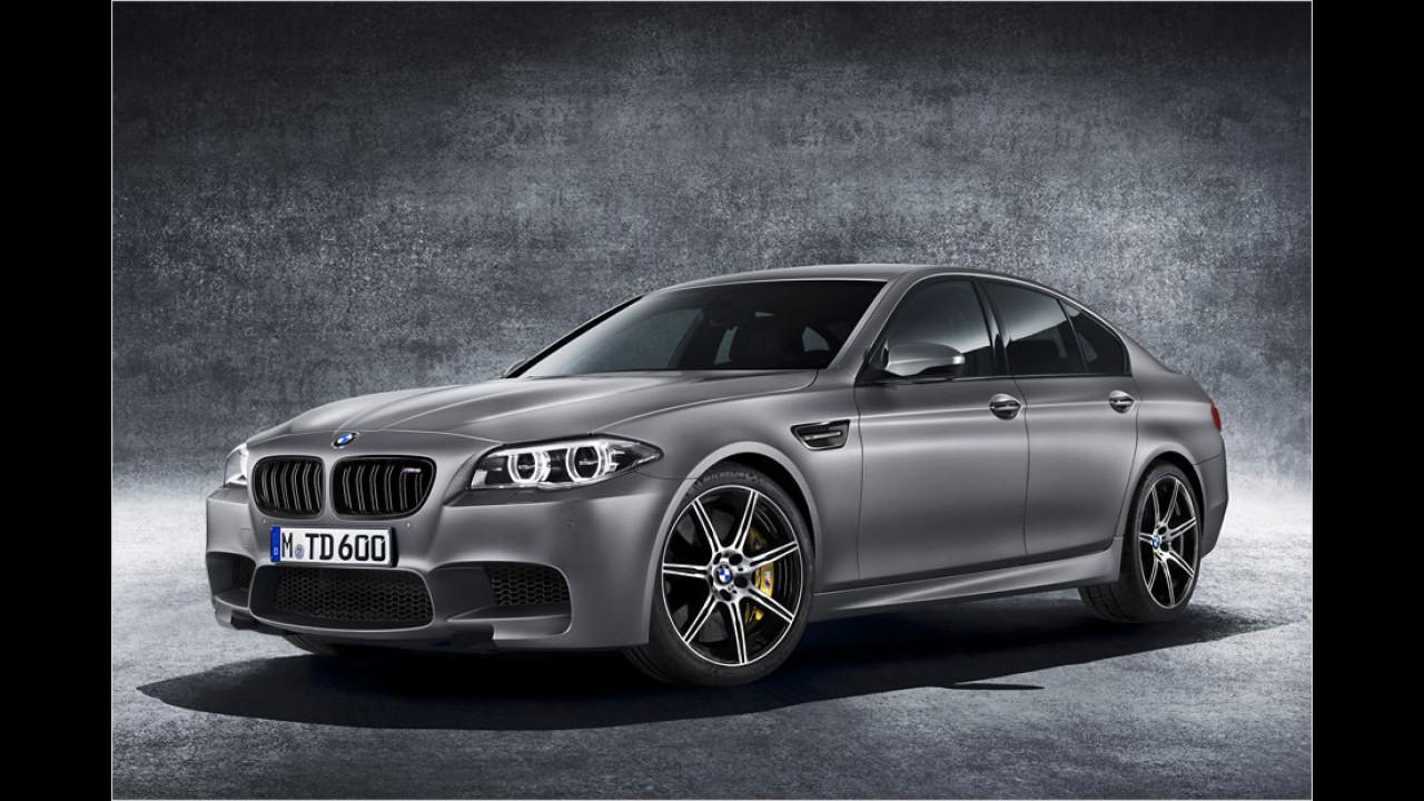 BMW 30 Jahre M5: 600 PS