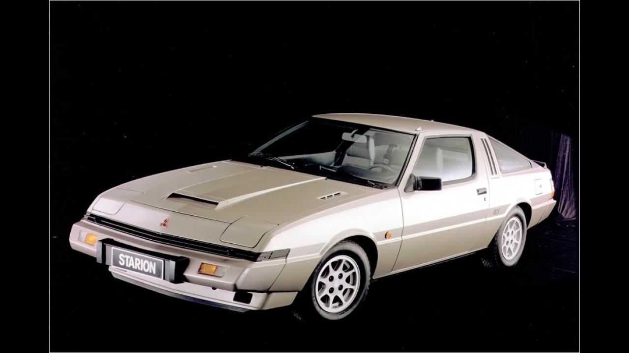 30 Jahre Mitsubishi Starion