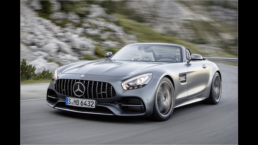 Frischer Wind für den Mercedes-AMG GT