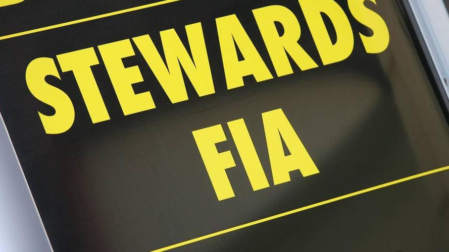 FIA to increase maximum F1 stewards penalty