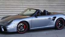 9ff Speed9 based on Porsche 997 Turbo - 1600