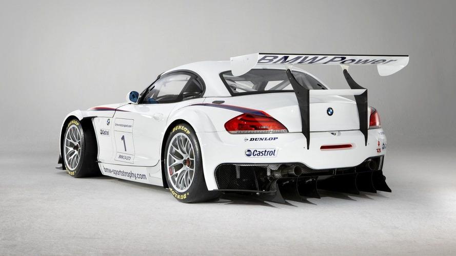 BMW Z4 GT3 Race Car Official Details Released