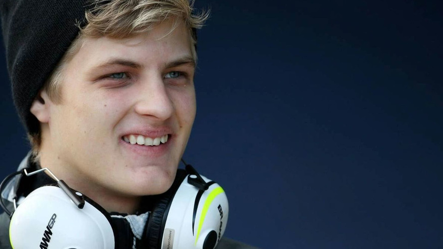 Ericsson in running for Mercedes GP test seat