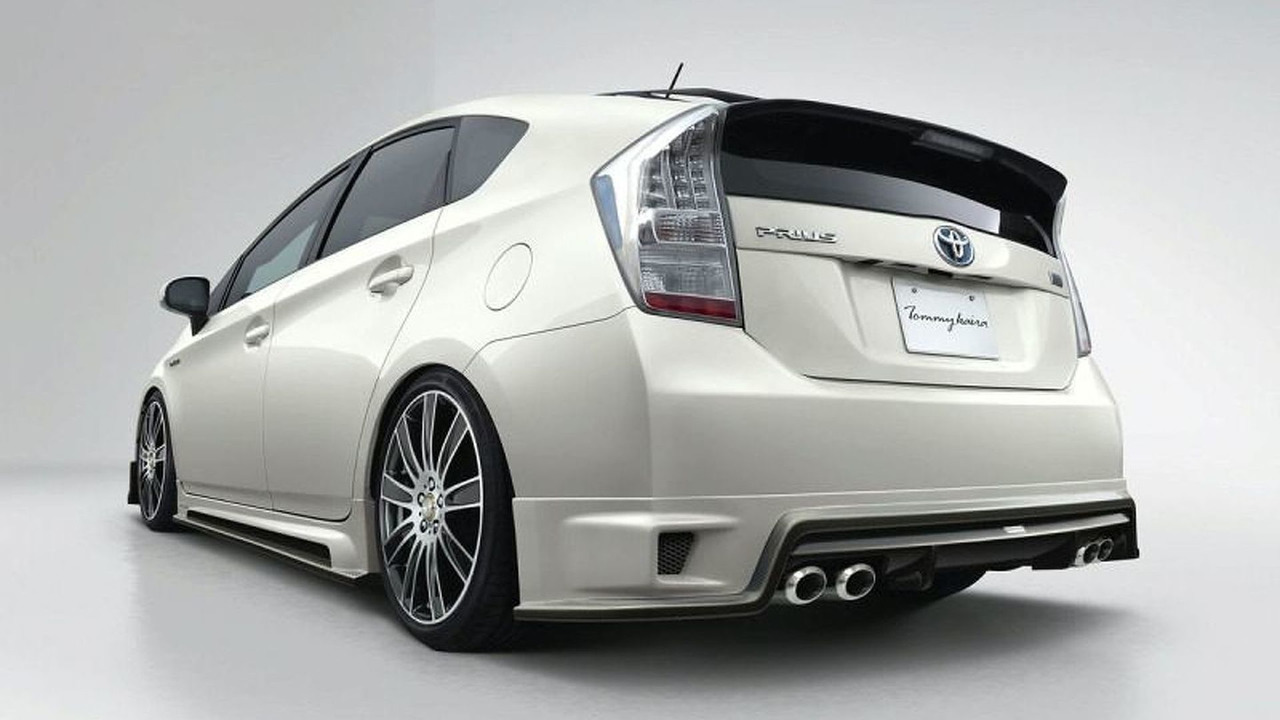 Toyota Prius Tuning by Tommy Kaira