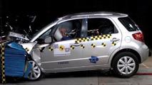 Suzuki SX-4 Crash Test