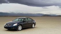 Nissan Maxima Pricing Announced (US)
