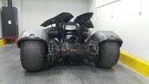 3. köprüden geçecek Batmobil'in ilk resimleri burada