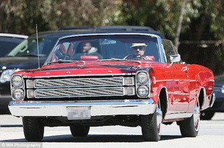 The Rewards of Fame: A Look at 10 Celebrity-Owned Cars