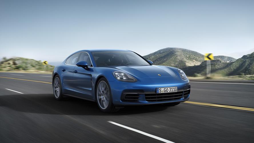 Vidéos - La Porsche Panamera 4S se dévoile en détails