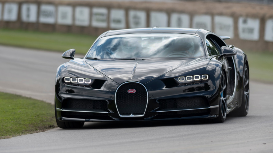 Bugatti Chiron plans to break the world speed record