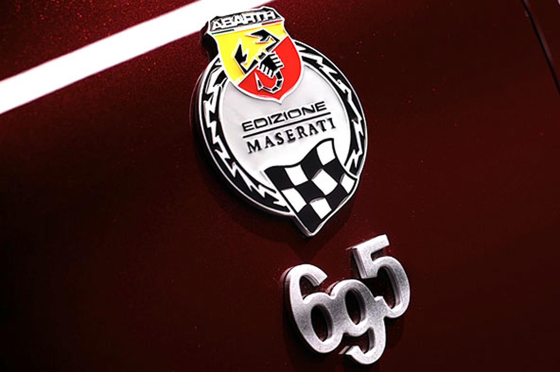 Unveiled: Abarth 695 Maserati Edition