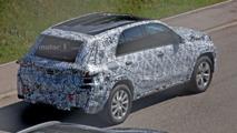 Mercedes-Benz GLE spy photos
