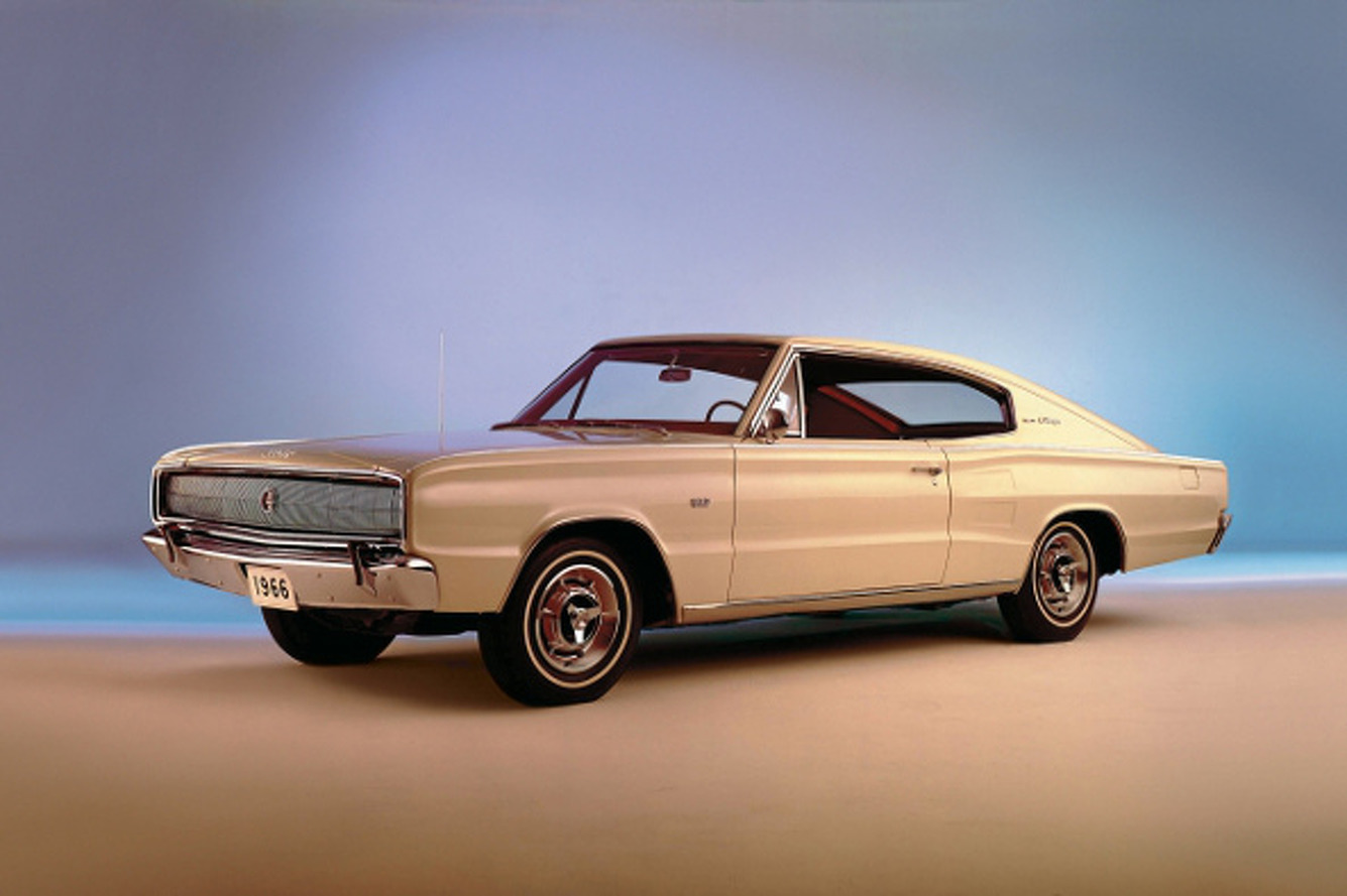 The 1966 Dodge Charger: Chrysler Shows Its Muscle