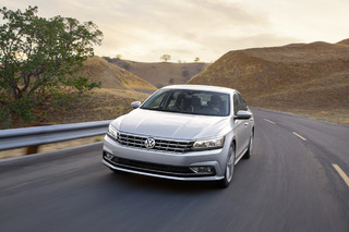 2016 Volkswagen Passat Big on Technology, Lacks Charisma: First Drive