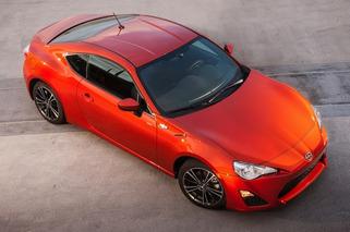 Toyota Planning FR-S-Based Sedan?
