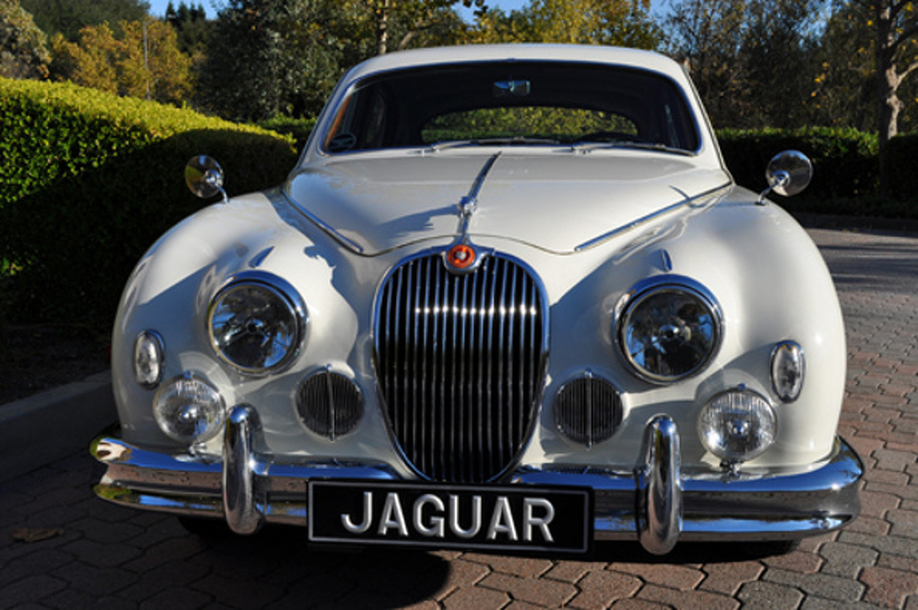 Jaguar (Maybe) Driven By JFK Now On eBay
