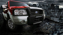 Ford Endeavour Club Series Limited Edition - India