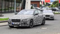 2019 Jaguar XE SVR spy photo