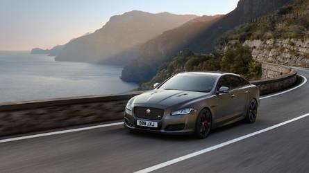 Jaguar Reveals Hot New XJR575 Super Saloon And XJ Updates