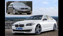 Ersatzlippe für den BMW 5er