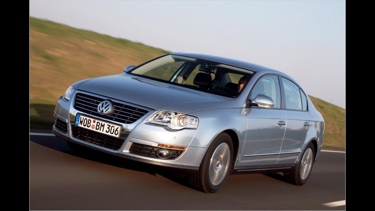VW Passat 1.4 TSI (Klassensieger 2006-2013)
