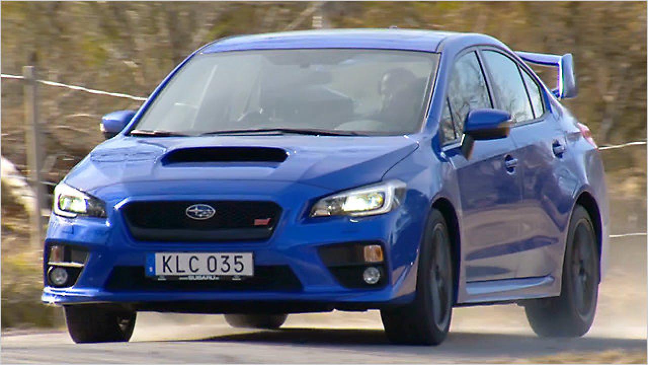 Subaru WRX STI im Video