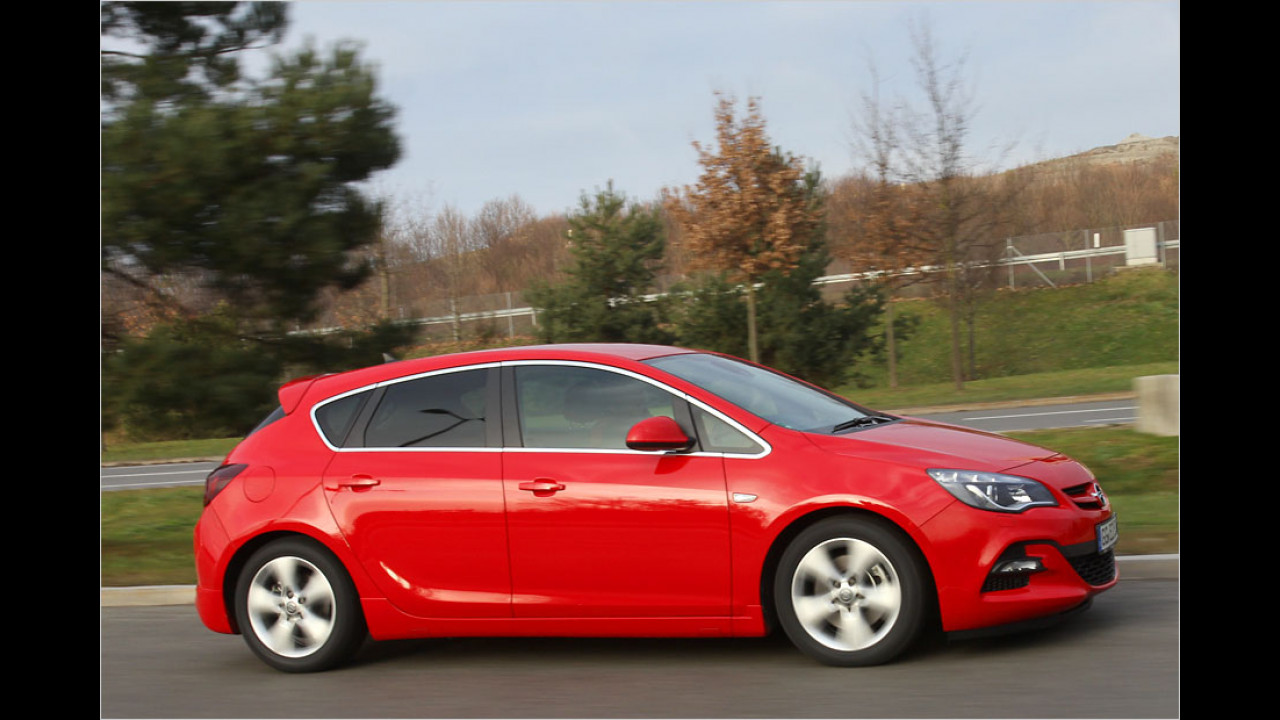 Opel Astra 2.0 BiTurbo CDTI
