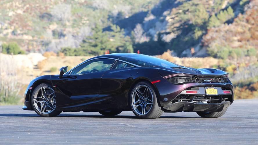 2017 McLaren 720S: Test