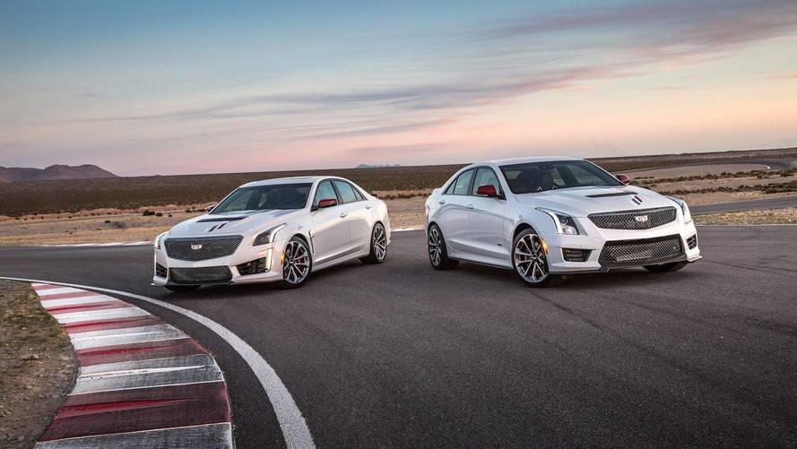 Cadillac ATS-V, CTS-V Championship Edition Celebrates IMSA Success