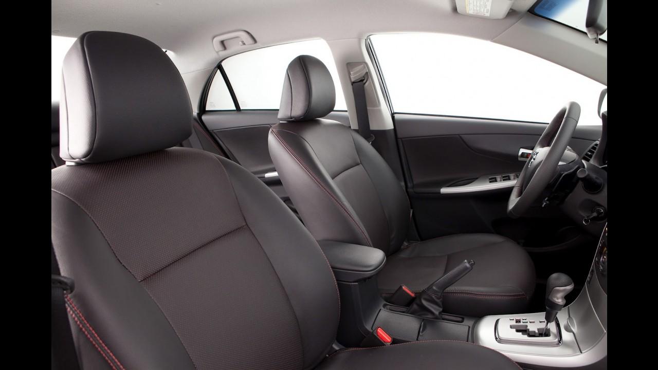 Sucesso: Toyota Corolla XRS emplaca mais de 1.000 unidades em dois meses