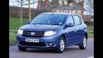 Realeza: Dacia sugere Sandero como carro oficial do Reino Unido