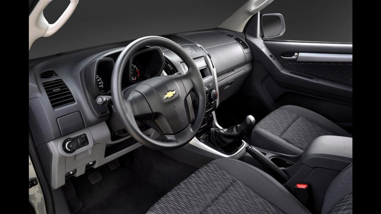 Nova S10 alcança marca de 100 mil unidades produzidas