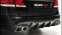 Insana: Mercedes-Benz E63 AMG Estate da Brabus tem 850 cv de potência