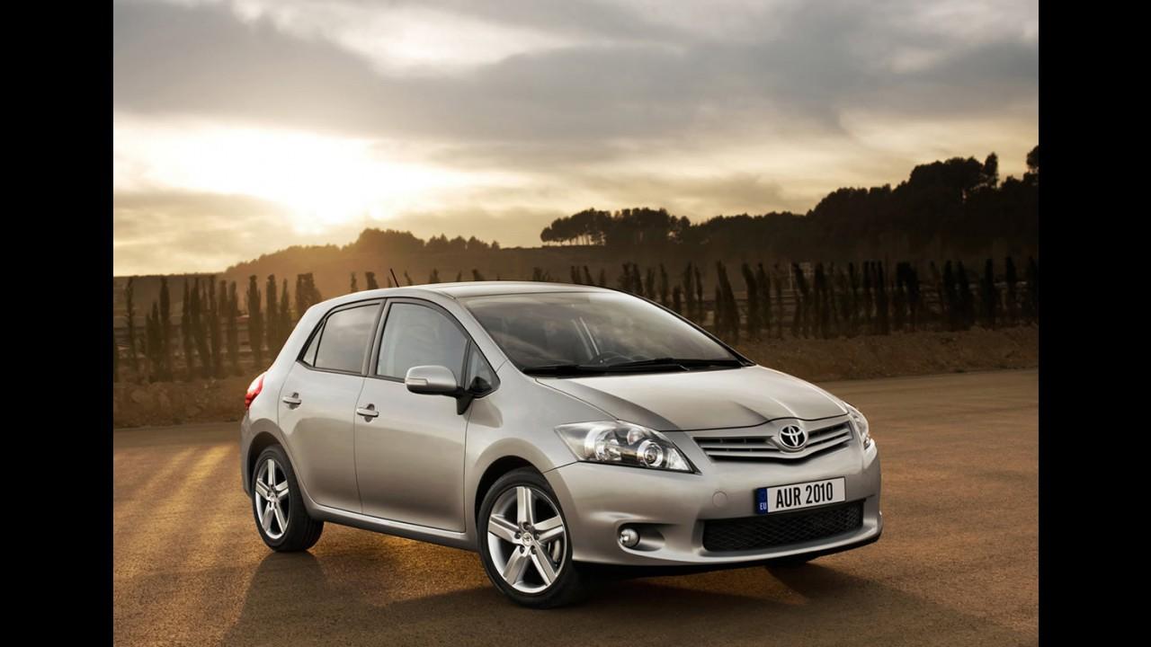 Toyota é premiada em teste de qualidade na Alemanha