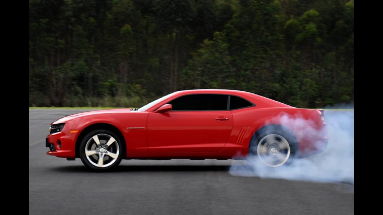 Novo preço: Chevrolet Camaro custa agora a partir de R$ 199.000
