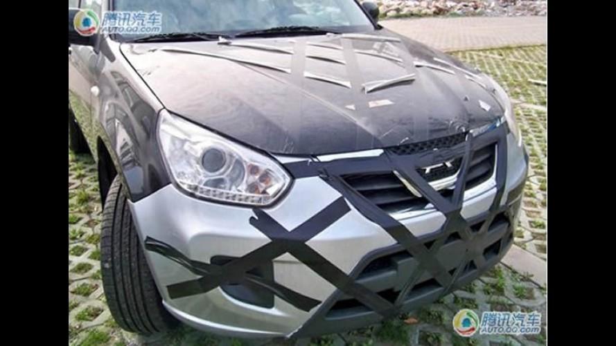 Chery Tiggo ganhará facelift em breve - Utilitário chinês terá até faróis com LED