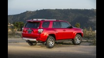 Toyota atualiza visual do SUV 4Runner nos EUA