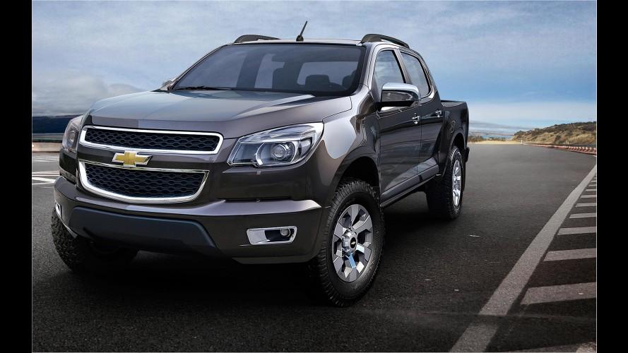 Chevrolet prepara fábrica para começar a produzir Nova S10 2012 em janeiro