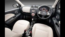Nissan lança March em versões Shiro e Kuro no Reino Unido