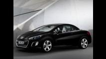 Peugeot divulga preços do 308 CC em seu site - Conversível custará a partir de R$ 129.990