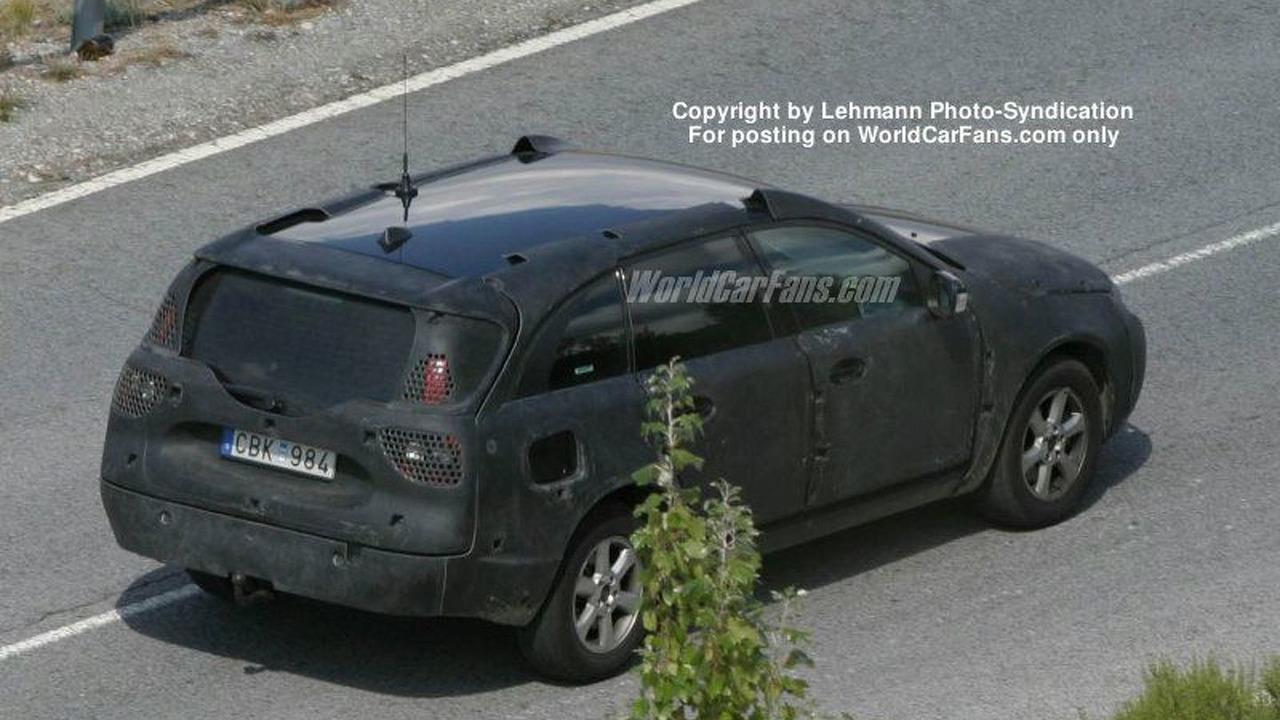 Volvo V 70 / XC 70 Spy Photo