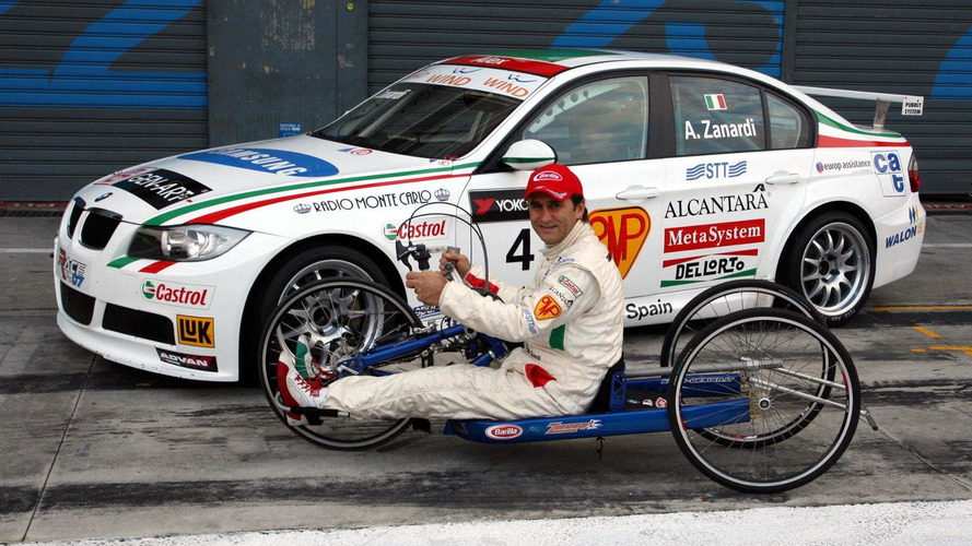 Paralympic gold medalist Zanardi eyes DTM with BMW