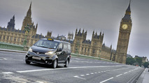 Nissan NV200 London Taxi 06.8.2012