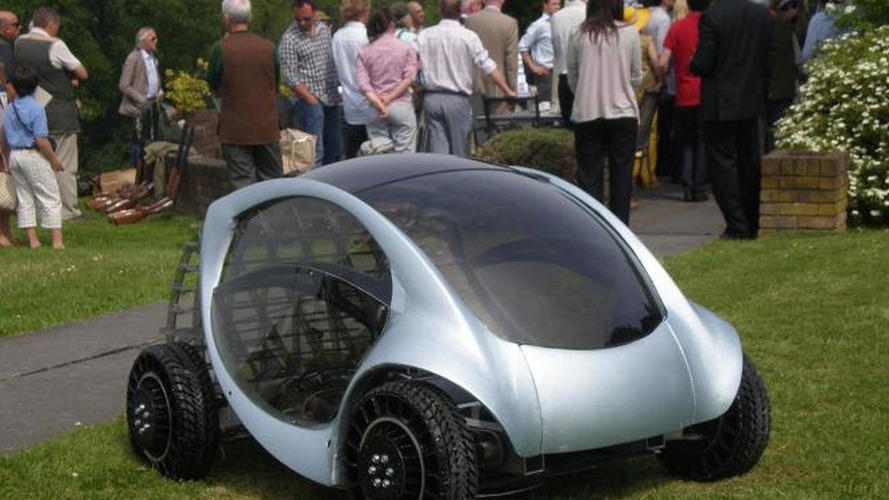Hiriko two-seater EV with folding body could be launched in 2013 [video]