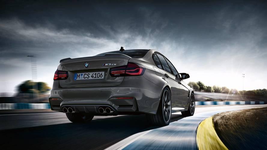 Ilyen még sosem volt: itt a legelső BMW M3 CS!