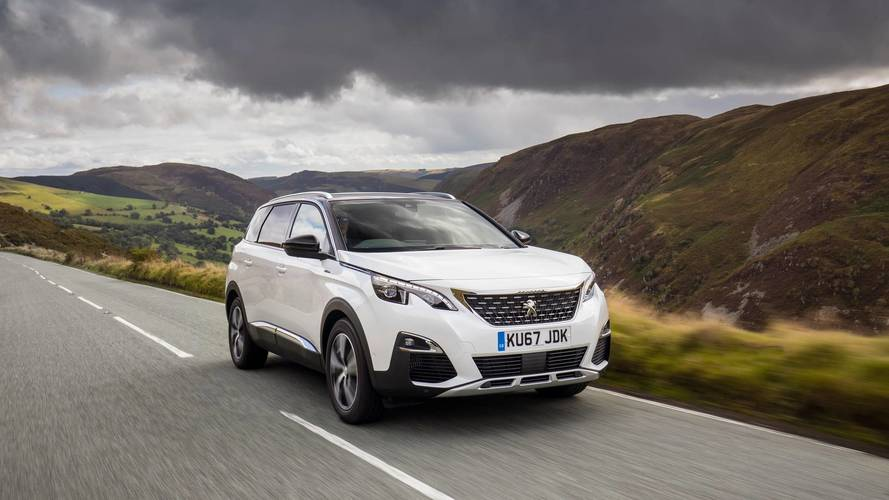 2017 Peugeot 5008 review: more MPV than SUV