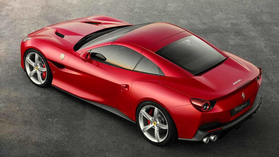 Ferrari Portofino 2018, el porqué de un nombre italiano